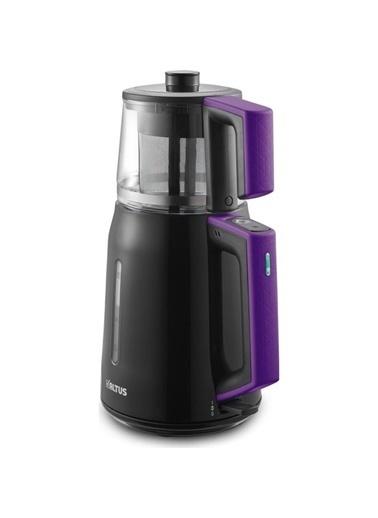 Altus AL 794 M Mor 1650 Watt Cam Demlikli Çay Makinesi Renkli